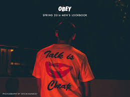 obey clothing obey clothing sp16 lookbook obey