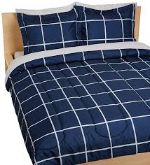 amazonbasics bed in a bag bedding complete set
