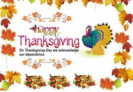happy thanksgiving day wishes greeting message card ecard