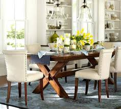 interesting dining room table pottery barn photos best