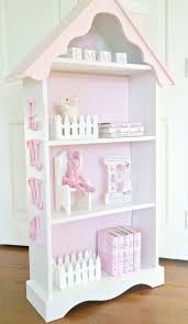 charming cottage dollhouse bookcase custom children u0027s bookcase