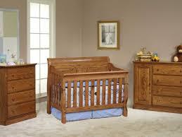 Timber Creek Convertible Crib Geneva Panel Sleigh Crib Countryside Amish Furniture
