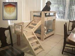 Pallet Bunk Beds Bunk Bed From Pallets Diy Cozy Home
