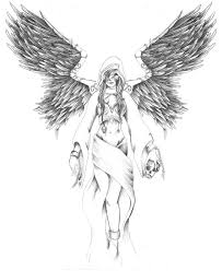 25 unique dark angel tattoo ideas on pinterest fallen angel art