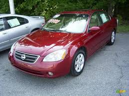 cars nissan altima 2003 sonoma sunset red nissan altima 2 5 sl 17548111 gtcarlot