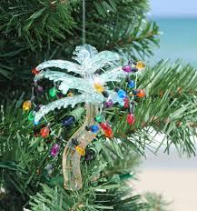 coastal and seashell tree ornaments oceanstyles