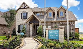 Fall Creek East New Homes in Humble TX