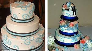wedding cake sederhana kocak ketika kue pengantin meleset jauh dari harapan global