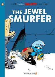 jewel smurfer comic book smurfs wiki fandom powered wikia
