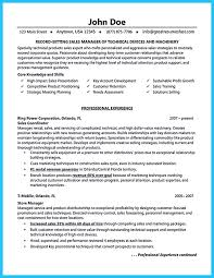 Best Retail Resume by Sales Resume Skills Inside Sales Resume Sample Unforgettable