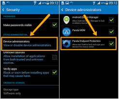 android protection how to uninstall endpoint protection for android devices