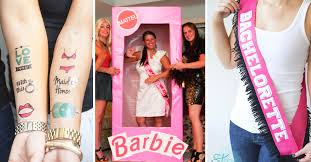 themed bachelorette party your guests will be dazzled by these 30 diy bachelorette party