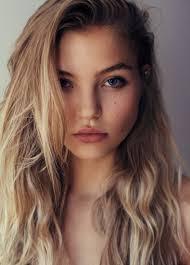 brown eyes hair style wavy blonde hair brown eyes blonde to brown hair hairstyle sandefur