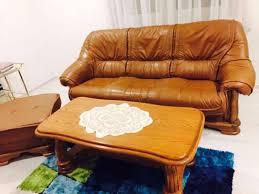 schn ppchen sofa echtleder hocker tisch massiivholz schnäppchen 150