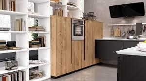 Cucina Brava Lube by Contemporary Kitchen Wooden Matte Lacquered Oltre Cucine