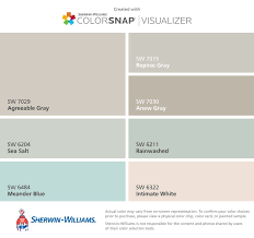 Sherwin Williams Light Blue Best 25 Sherwin Williams Agreeable Gray Ideas On Pinterest