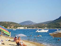 accommodation hotel lainis studios toroni beach sithonia