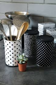 boites cuisine diy récup avec des boîtes de conserve en objets déco