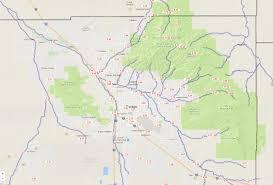 Ajo Arizona Map by Staggering 30 Day Rainfall Totals Kvoa Kvoa Com Tucson Arizona