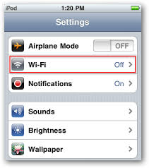 android phone wont connect to wifi beginners connect your iphone ipod touch or android phone to a