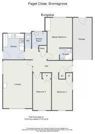 paget close bromsgrove b61 3 bedroom detached bungalow for sale