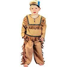 amazon com child u0027s toddler native indian boy halloween costume 2