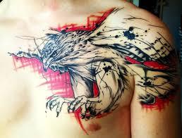 trash polka tattoo chief blog
