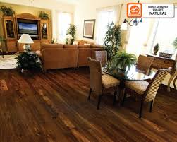 Natural Acacia Wood Flooring 4 15 16