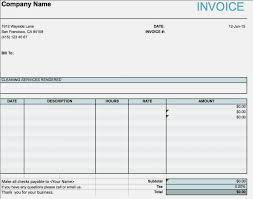 Carpet Cleaning Invoice Sle by Invoice Template For Cleaning Services 100 Images Services