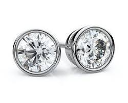 what size diamond earrings should i buy how big should diamond stud earrings be dmia