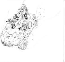 halo warthog blueprints halo warthog drawing