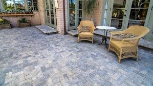 How To Cover A Concrete Patio With Pavers Why Installing Pavers Concrete Is A Bad Idea Angie S List