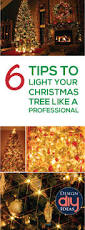 light your christmas tree like a professional with these easy tips