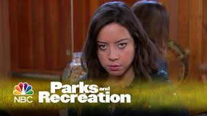 25 Best Memes About Aubrey - parks and recreation april ludgate s best moments supercut youtube