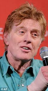 does robert redford have a hair piece has redhead robert redford 73 reached for the hair dye daily