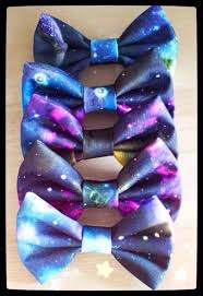 cool hair bows jewels galaxy print bowtie bowties galaxy bowtie bowties are
