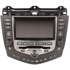 honda accord with navigation navigation units remanufactured for honda accord oem ref 2ck2