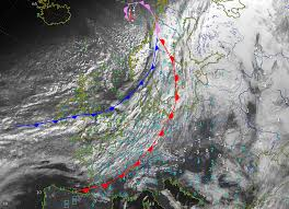 Synoptic Weather Map Definition How To Define Fronts Position Of Surface Analysis Maps