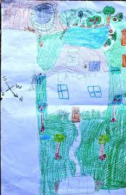 Backyard For Kids Geography For Kids Map Your Backyard For A Treasure Hunt