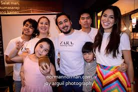 sunday specials photo the thanksgiving lunch of zara carbonell