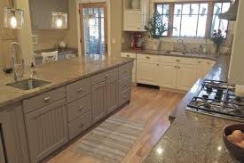 grey kitchen cabinets with granite countertops white kitchen cabinets with grey island and granite