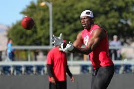 Flag Football Chicago Michael Vick Throws Eight Td Passes In American Flag Football