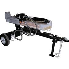 manual log splitters outdoor power equipment the home depot
