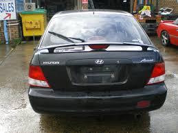 car parts wreckers shack brookvale 2002 hyundai accent 3 door