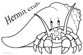sebastian crab coloring pages coloring pages