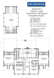 villa house plans floor plans house plan 37 3 vtr house plans by garrell associates inc