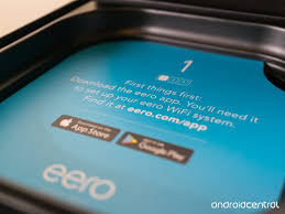 Home Wifi System by The Eero Home Wi Fi System Is Impressively Easy Android Central