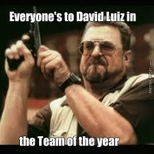 David Luiz Meme - david luiz sucks by mastertejush meme center