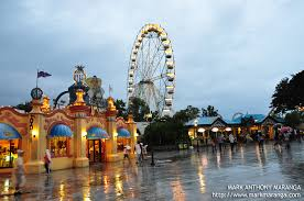 enchanted kingdom philippines tour guide