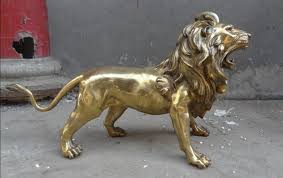metal lion statue buy lion statue and get free shipping on aliexpress